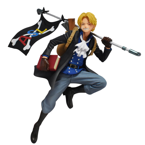 BANPRESTO 16141 One Piece Three Brothers Sabo Figure