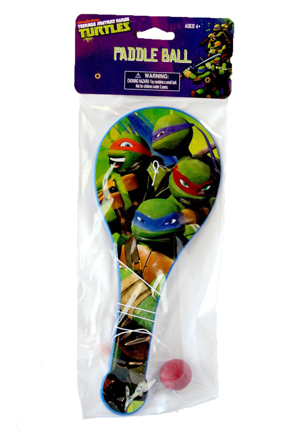 Teenage Mutant Ninja Turtles Paddle Ball