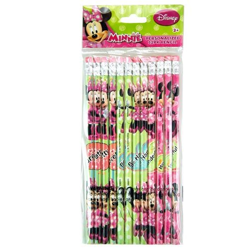 Minnie Mouse Pencil 12-pack