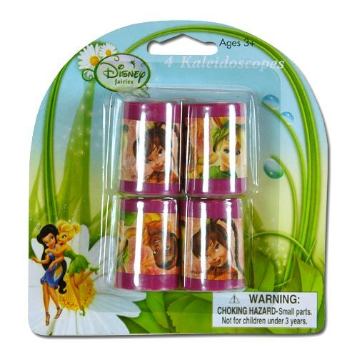 Tinker Bell Mini Kaleidoscopes 4-pack