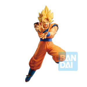 BANPRESTO 35790 Dragon Ball Z The Android Battle with Dragon Ball Fighterz Super Saiyan Son Goku Figure