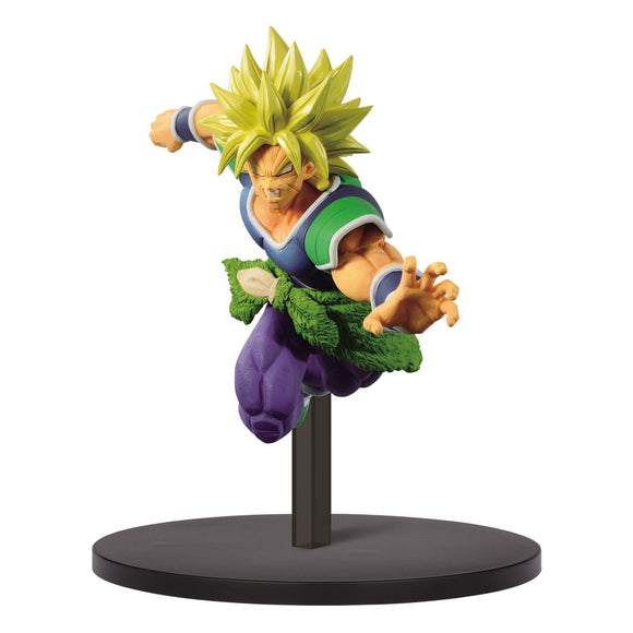 BANPRESTO 39650 Dragon Ball Super Match Makers Super Saiyan Broly Figure