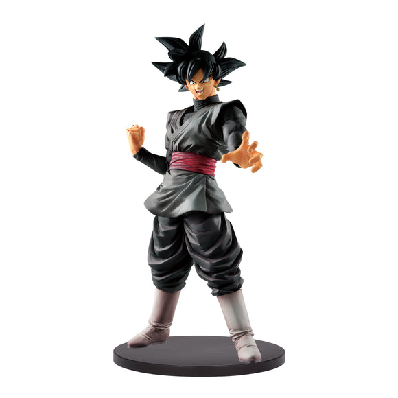 BANPRESTO 39759 Dragon Ball Legends Collab Black Goku Figure
