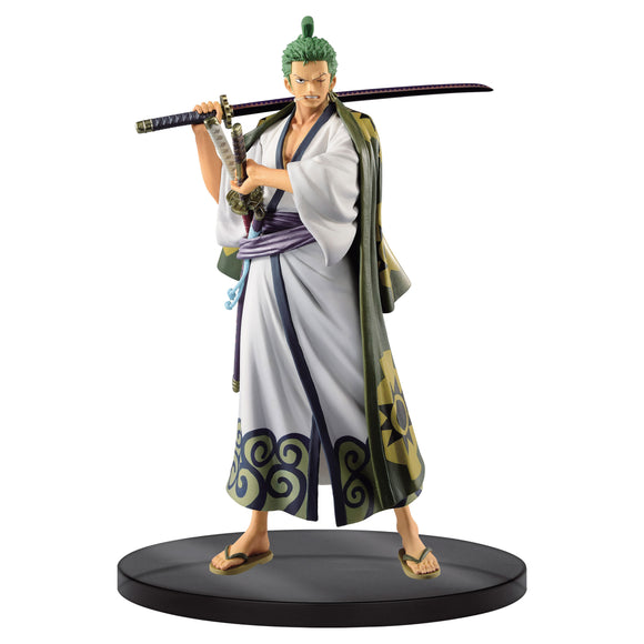 BANPRESTO 39846 One Piece The Grandline Men Wanokuni Vol.2 DXF Figure
