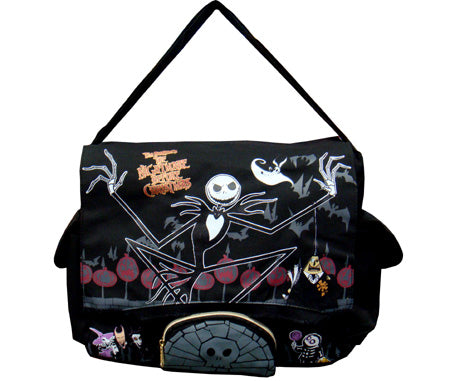 50082 The Nightmare Before Christmas Messenger Bag 11