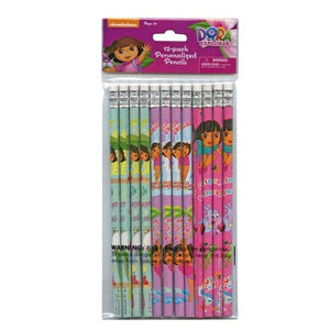 Dora the Explorer Pencil 12-pack