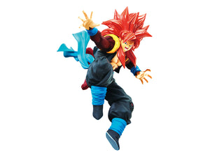 BANPRESTO 81807 Super Dragon Ball Heroes 9th Anniversary Super Saiyan 4 Gogeta Xeno Figure