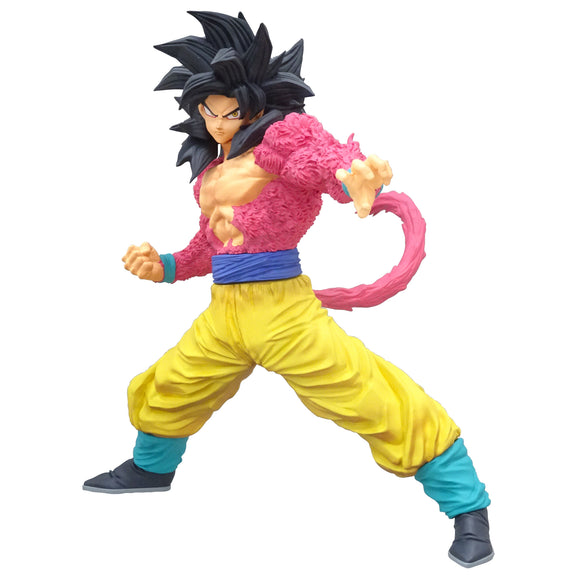 BANPRESTO 81920 Dragon Ball GT Full Scratch The Super Saiyan 4 Son Goku Figure