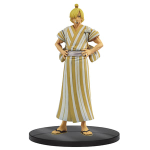 BANPRESTO 81929 One Piece The Grandline Men Vol.5 Wanokuni DXF Figure