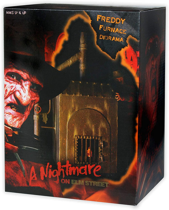 NECA 39819 Nightmare on Elm St - Diorama element- Freddy's Furnace w/LED