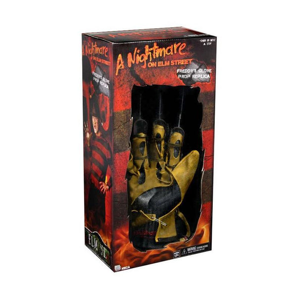 NECA 39818 Nightmare on Elm St - Prop Replica - Freddy Glove (1984 Movie)