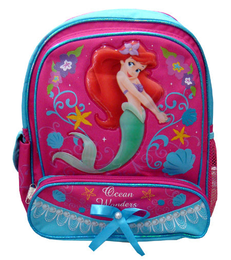 A00539 The Little Mermaid Small Backpack 12