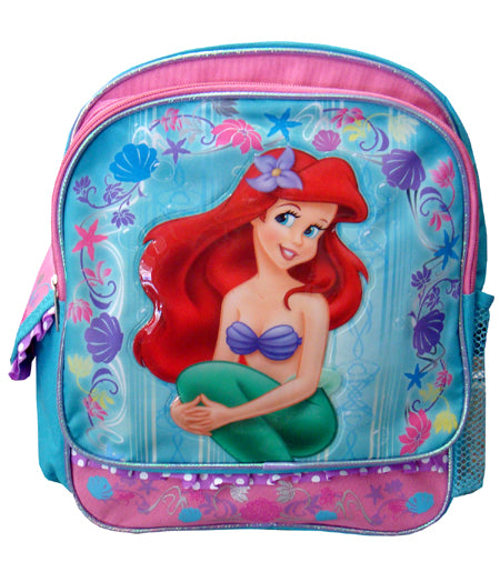 A01439 The Little Mermaid Small Backpack 12