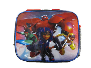 "A02239 Big Hero 6 Lunch Bag 8"" x 10"""