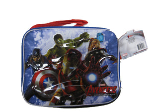 "A02262 Avengers - Age of Ultron Lunch Bag 8"" x 10"""