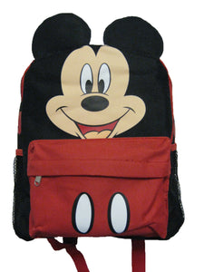 "A02868 Mickey Mouse Small Backpack 12"" x 10"""