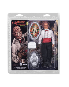 "NECA 14957 Nightmare on Elm Street - 8"" Clothed Figure - Part 5 Chef Freddy"