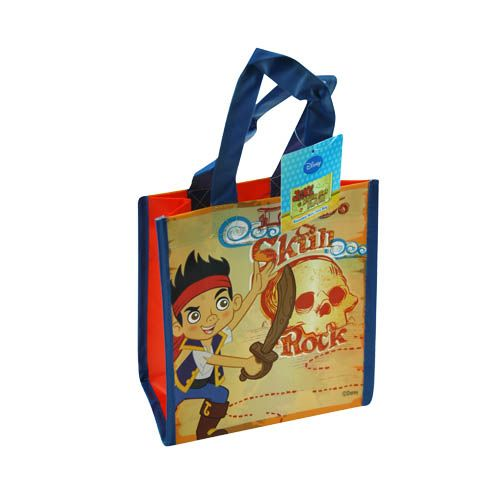 Jake and the Neverland Pirates Mini Non-Woven Tote Bag 12-pack
