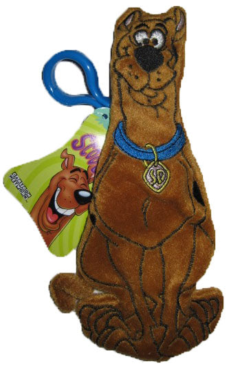 Scooby-Doo Plush Coin Clip-On 8