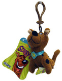 Scooby-Doo Plush Clip-On 3""