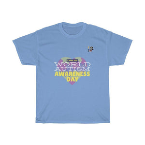Autism Awareness - World Autism Day T-Shirt - Trendy Zebra
