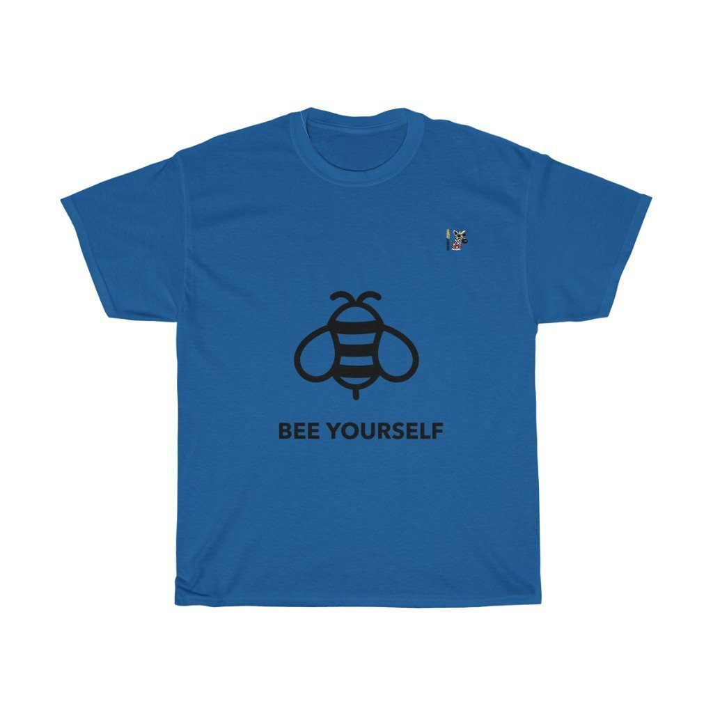 Bee Yourself T-Shirt Trendy Zebra