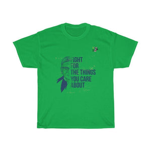 Fight the fight - T-shirt Trendy Zebra