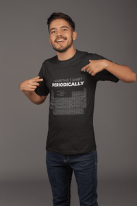 Periodic Table T-Shirt Trendy Zebra