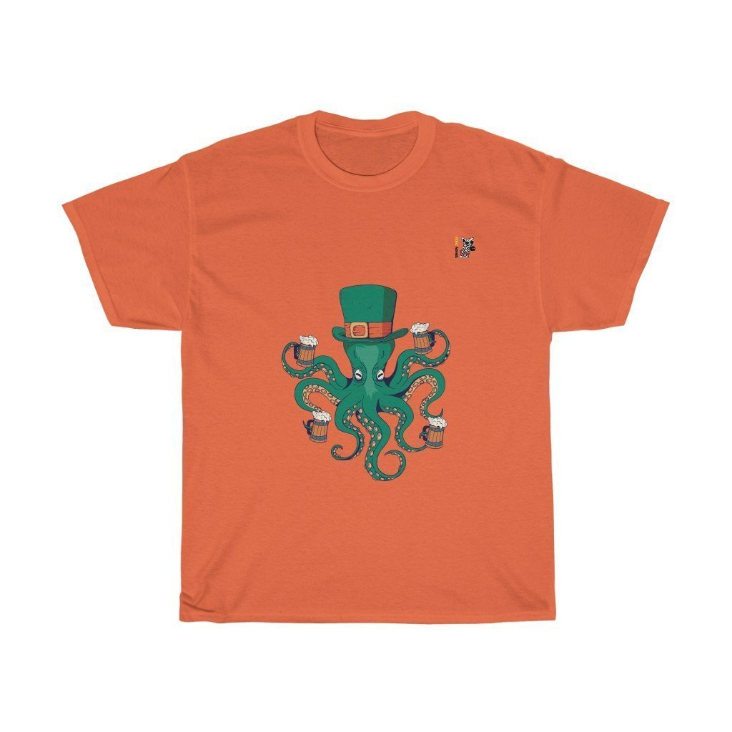 Saint Patrick's Day T-Shirt Trendy Zebra