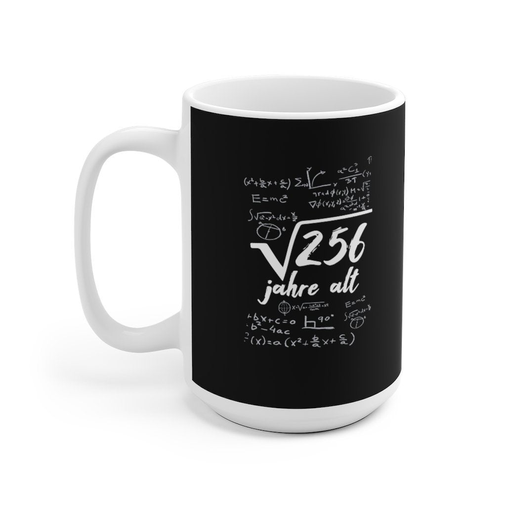 Square root age - Mug Trendy Zebra