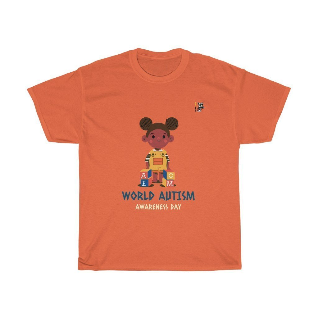 World Autism Awareness - Jigsaw Puzzle T-shirt Trendy Zebra
