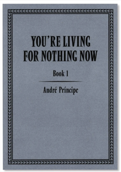YOU LIVING FOR NOTHING | André Príncipe