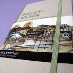 Inspiration and process in architecture | Giancarlo de Carlo - Libreta Moleskine