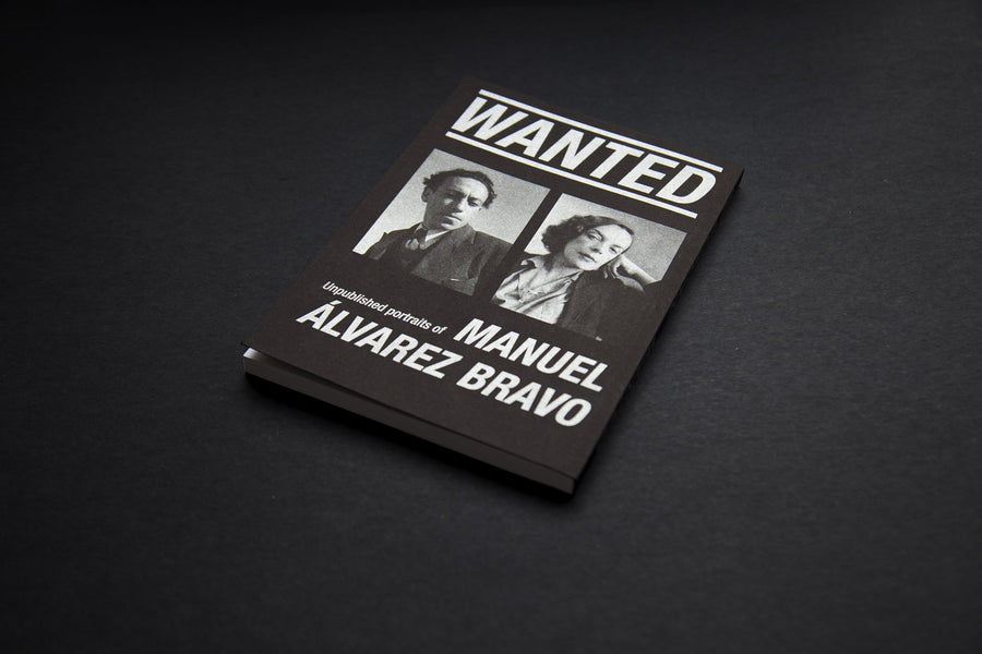 WANTED. Unpublished portraits of Manuel Álvarez Bravo