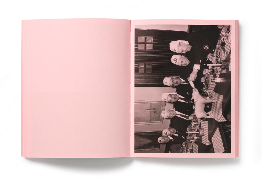 IN ALMOST EVERY PICTURE #10 (pig) | Erik Kessels and Michel Campeau