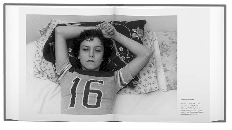 TINY STREETWISE REVISITED | MARY ELLEN MARK
