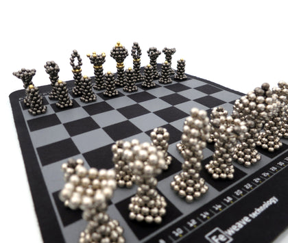 Nanodots Accessories Collection - Nanopad with Nanodots Chess Set Shown