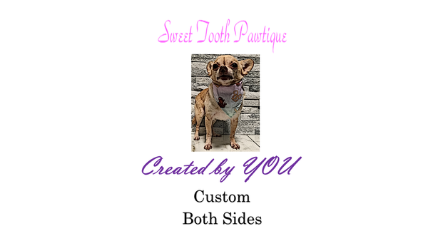Created by YOU - Custom Print 2 Sides