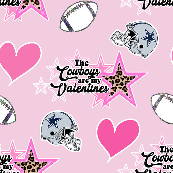 Cowboys Are My Valentine