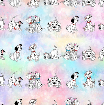 All Those Dalmatians