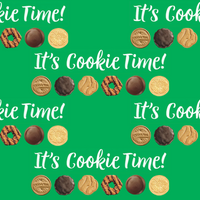 It's Cookie Time!