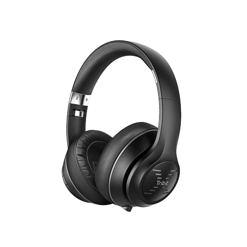 Tribit XFree Wireless Bluetooth Over-Ear Headphone - Analogueplus