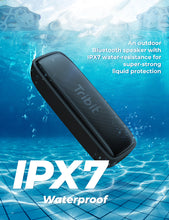Load image into Gallery viewer, Tribit XSound Surf Portable Bluetooth Speaker