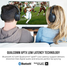 Load image into Gallery viewer, MEE Audio Connect Hub Universal Dual Headphone and Speaker Bluetooth Audio Transmitter & Receiver for TV - Analogueplus