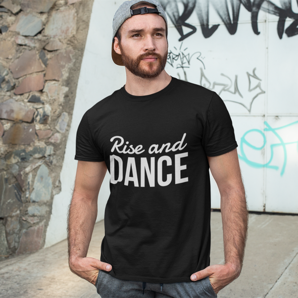 Rise And Dance Men's Tee