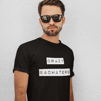 Crazy Bachatero Men's Tee