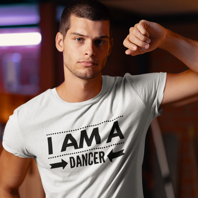 I am a Dancer Men's Tee