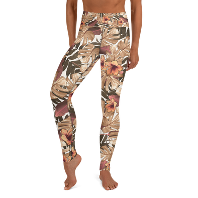 Il Safari High-Waist Dance Leggings - Infinity Dance Clothing