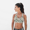 La Vegetación Salvaje Padded Sports Bra