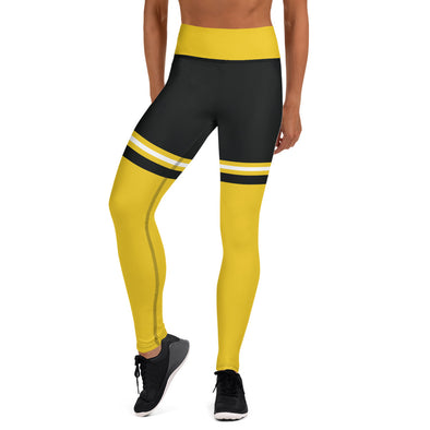 La Abeja High-Waist Dance Leggings